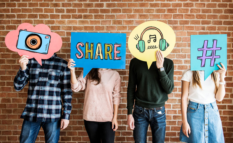 8 Great Tips for Creating Shareable Content