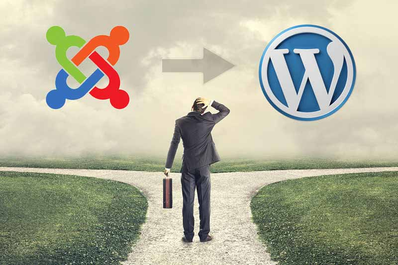 4 Reasons You Should Make the Switch from Joomla To WordPress Web Design