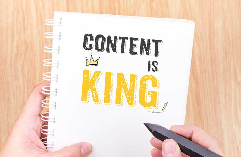 How to be a Content Marketing King
