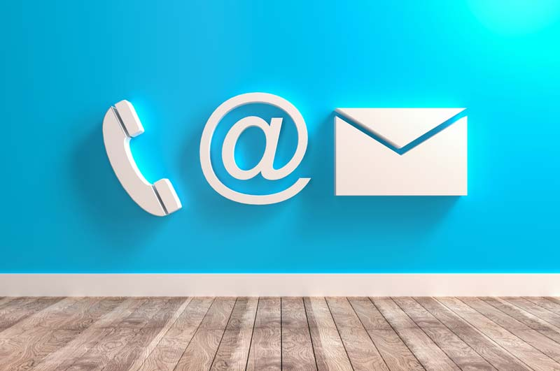 Keeping in Touch: The Importance of Your Website Contact Page