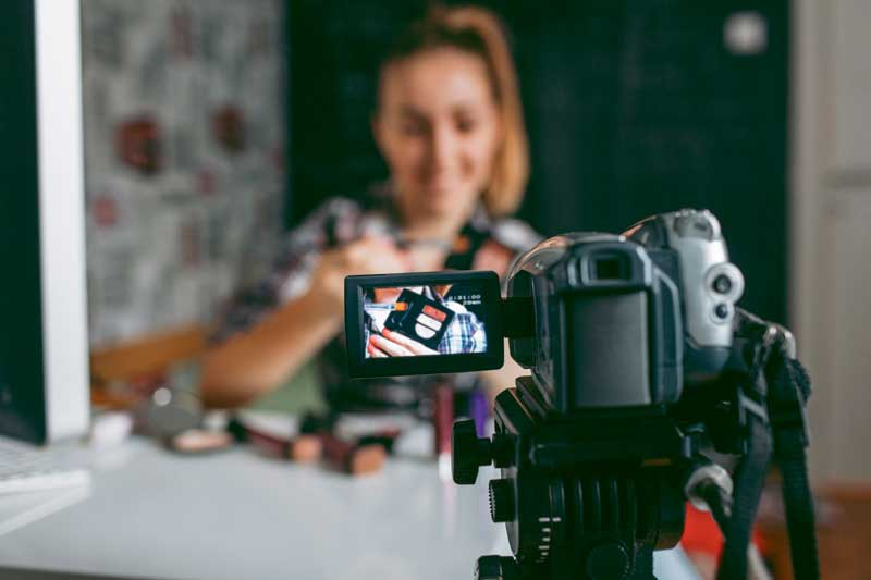 Using Video to Educate Your Website Audience