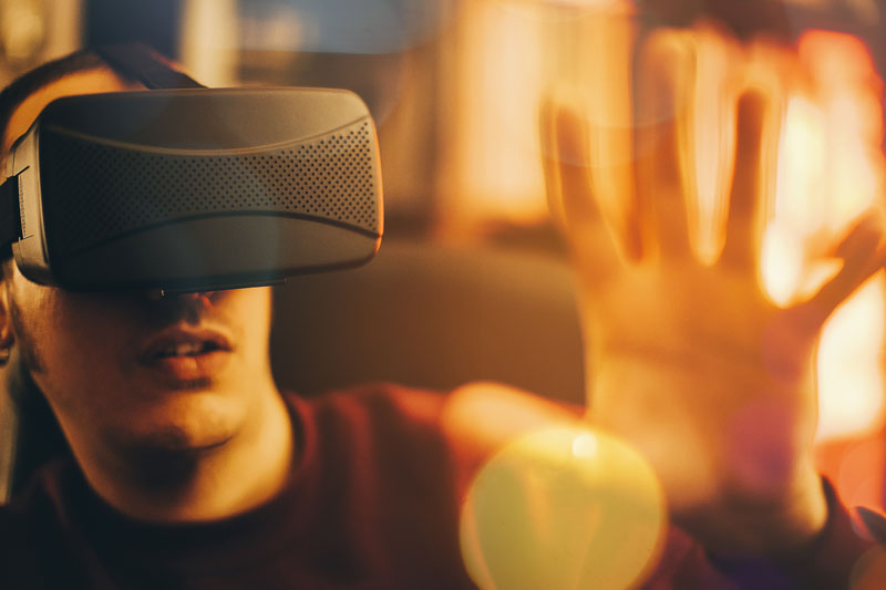Could Virtual Reality Websites Be the Future of Web Design?