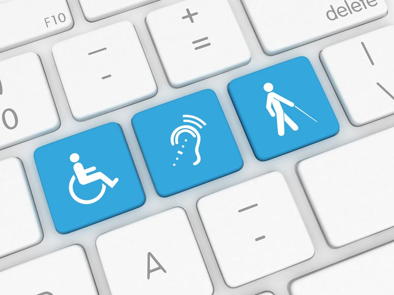 Website Design for People with Disabilities: Five Important Tips