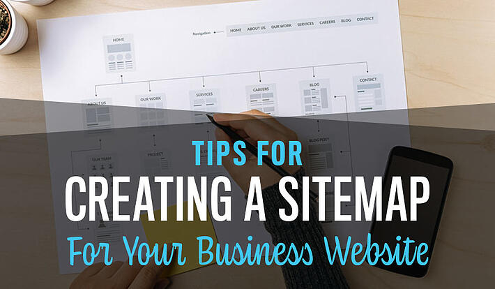 Tips For Creating A Sitemap For Your Business Website