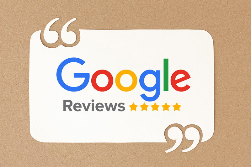 Why Google Reviews are Important and How To Ask For One