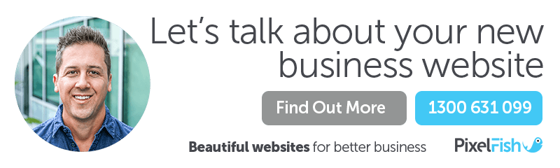 Speak to us about your new business website. We'd love to hear from you.